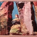 The Hunter 20 x 30 Watercolor_ 3500