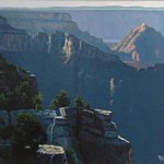 Early Morning On North River Libnda Marion 16x20 Oil_(websize)_ $900.00 - Copy