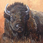 Icon of the West_20 x 24 oil_websize_ by Susan S. Johnson_$1,200