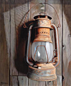 Rusted Lantern Linda Marion 16x20 Oil_websized_$900.00