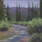 Upper Provo River 14 x 18 oil-websize_ Suzanne Welling _$800