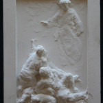 Christmas_Relief_Plaques_Annunciation_Leroy_Transfield