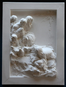 Christmas_Relief_Plaques_Shepherds_Leroy_Transfield_