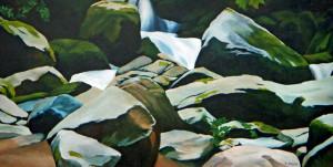 Falling Water 24 x 48 oil _ $2,500 lr (4)