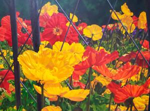 Spring Poppies_oil_ 36 x 48 _ $3,000_ lr (5)