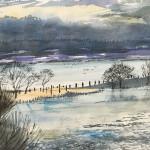 Bird Refuge by Elizabeth Snow $150