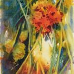 Sagebrush Glory 8 x 10 by Sherrill Gordon
