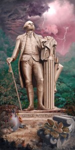 God Protects the Covenant by Lee Griffiths $16,800