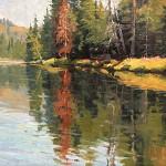 Snake River 11 x 14 oil $610