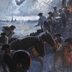 The Saving of Boston by Trent Gudmundsen 15,200
