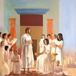 The Marriage : Jehova and the Bride of Israel