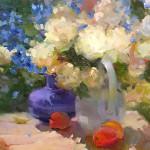 Ann Marie Oborn_Flowers_20 x 24 oil_$1,500