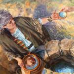 Barbara Edwards_Living Water_oil_ 24x30_$3,900