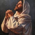 Del Parson_ Savior's Prayer_24x18_oil_$6,000