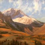 Garth Oborn_Timpanogas_36 x 48 oil_$7,500