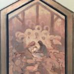 J Kirk Richards_The Nativity_12 x 16 oil_$4,500