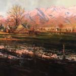 Larry Winborg_Dr. Pierce's Barn_ 36x48 oil_$16,000