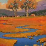 Richard Hull_Otter Creek_14x11_$1,000