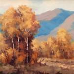 Simon Winegar_Three Aspens_oil_ 9x12_$900